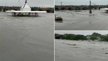 Hyderabad Rains: প্রবল বৃষ্টিতে বন্যা পরিস্থিতি হায়দরাবাদে, মৃত ১১