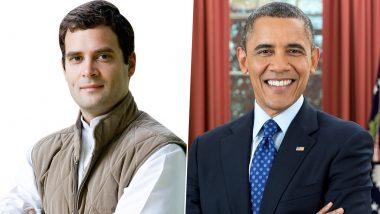 Barack Obama On Rahul Gndhi: 'রাহুল গান্ধি মুগ্ধ করতে আগ্রহী, তবে দক্ষতার অভাব রয়েছে', নিজের বইতে লিখলেন বারাক ওবামা