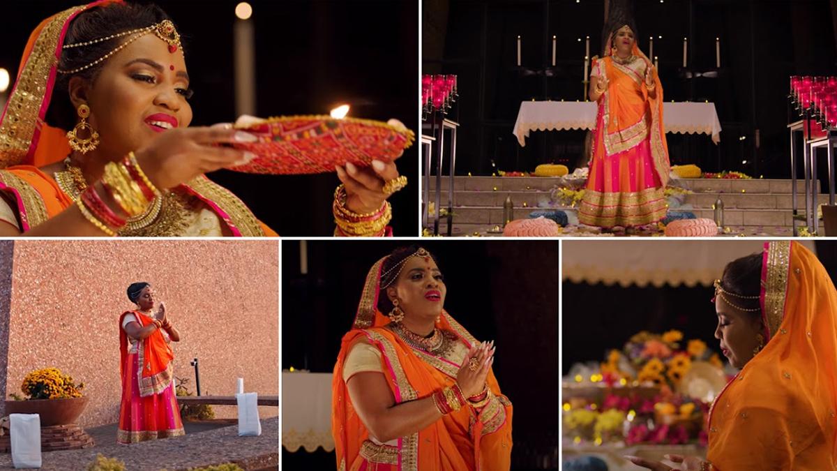 Singer Mary Millben Sings 'Om Jai Jagdish Hare': ভারতীয়দের দীপাবলির শুভেচ্ছা জানিয়ে 'ওম জয় জগদীশ হরে' গাইলেন মার্কিন গায়িকা মেরি মিলবেন