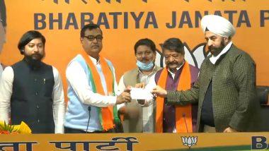 Mihir Goswami Joins BJP: বিজেপিতে যোগ দিলেন তৃণমূল কংগ্রেসের বিধায়ক মিহির গোস্বামী