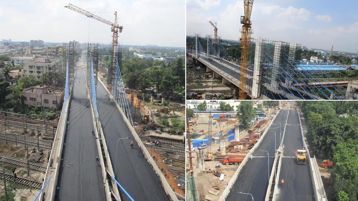 Majherhat Bridge Inauguration: আজ মাঝেরহাট ব্রিজের উদ্বোধন করবেন মুখ্যমন্ত্রী