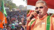 BJP Supporters Attacked In Birbhum: দিলীপ ঘোষের মিছিলে যোগ দিতে যাওয়ার পথে আক্রান্ত বিজেপি কর্মী-সমর্থকেরা, চলল গুলি