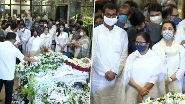 Actor Soumitra Chatterjee's Last Rites: কেওড়াতলা মহাশ্মশানে গান স্যালুটে সম্মান জানিয়ে পূর্ণ রাষ্ট্রীয় মর্যাদায় শেষ বিদায় প্রয়াত অভিনেতা সৌমিত্র চ্যাটার্জিকে