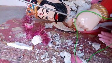 Pakistan: পাকিস্তানের করাচিতে হিন্দু মন্দিরে ভাঙচুর