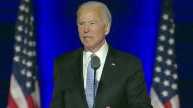 US Congress Certifies Joe Biden's Victory: সরকারিভাবে জো বাইডেনকে জয়ী ঘোষণা করল মার্কিন কংগ্রেস