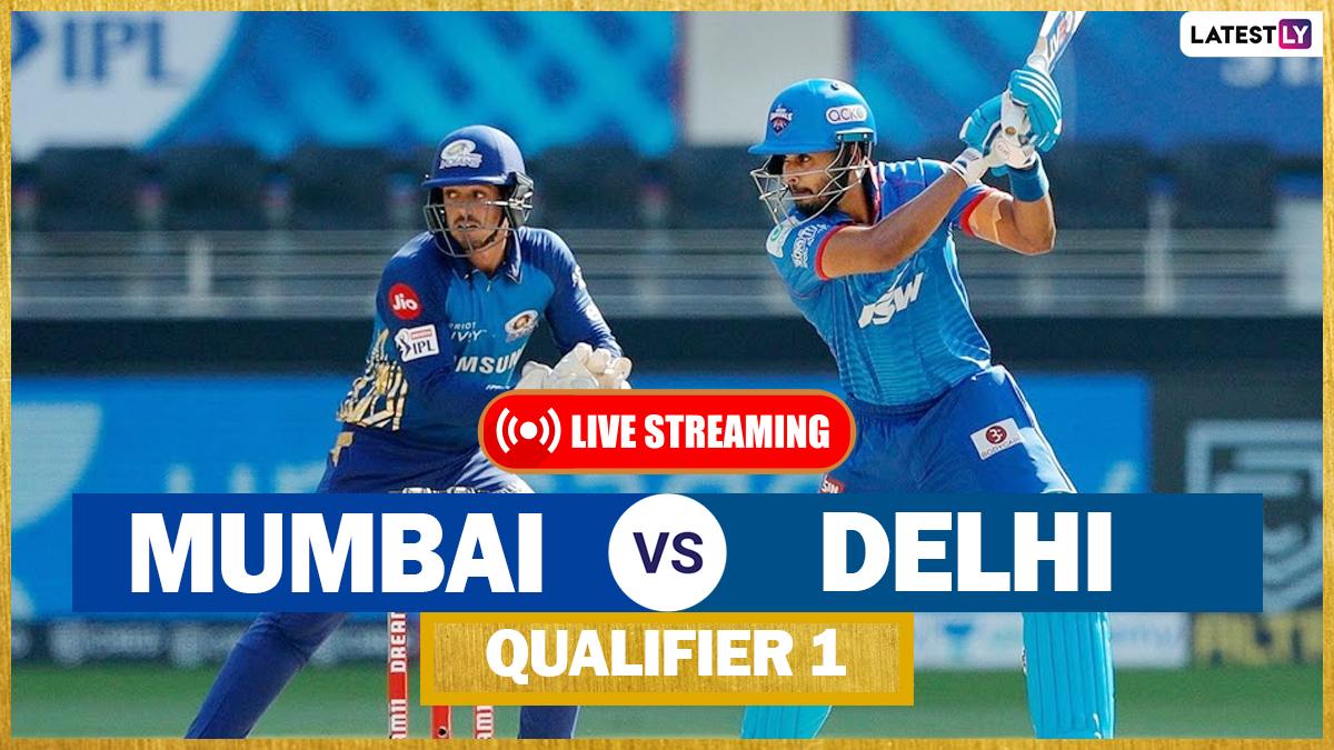 IPL 2020 MI vs DC Live Streaming: কোথায়, কখন দেখবেন মুম্বই ইন্ডিয়ান্স বনাম দিল্লি ক্যাপিটালস ম্যাচের সরাসরি সম্প্রচার