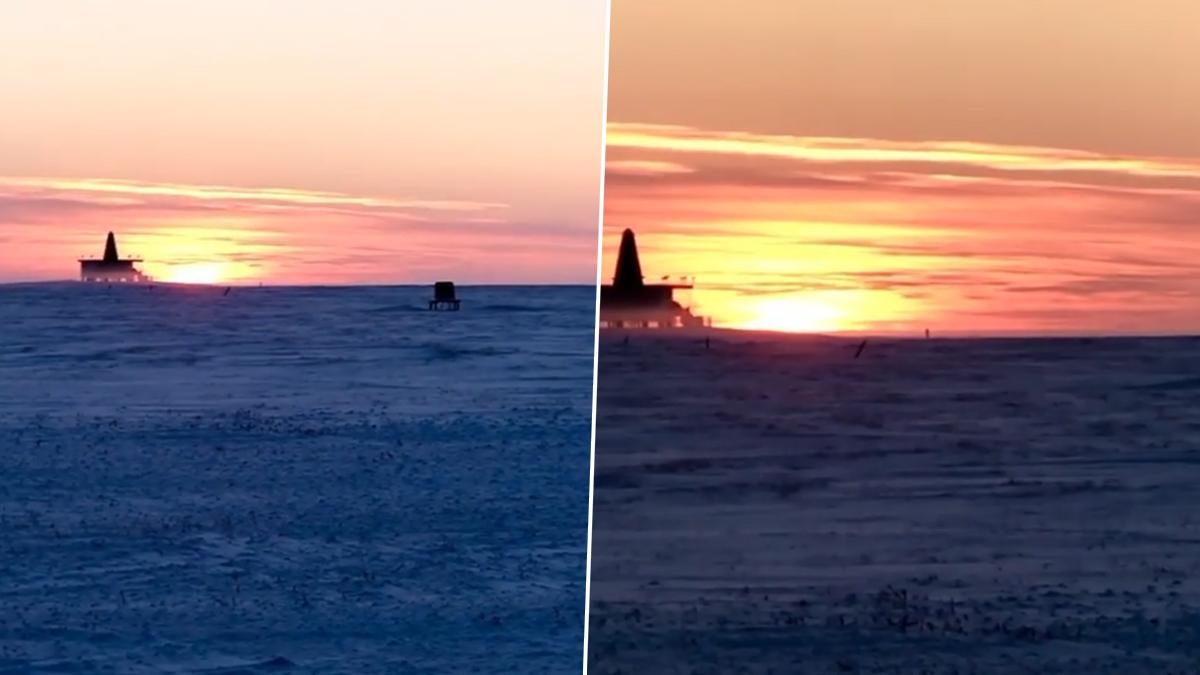 Polar Night In Alaska Town: টানা ২ মাস সূর্য উঠবে না আলাস্কার এই শহরে!