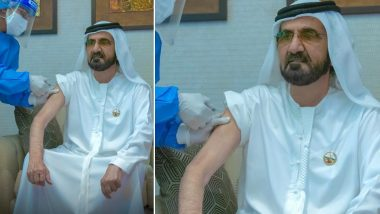 UAE PM Receives COVID-19 Vaccine Shot: চলছে ট্রায়াল, কোভিড-১৯ ভ্যাক্সিন নিলেন আরবের প্রধানমন্ত্রী শেখ মহম্মদ বিন রশিদ আল মাকতুম