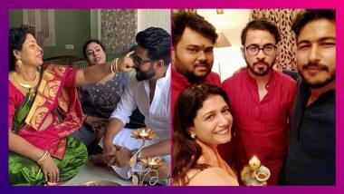 Tollywood Celebs Celebrate Bhaiphota: ভাইফোঁটা উদযাপনে টলিউড সেলেবরা