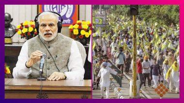 Narendra Modi Defends Farm Laws In Mann Ki Baat: কৃষি আইনের পক্ষে সওয়াল প্রধানমন্ত্রী নরেন্দ্র মোদি