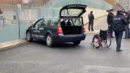 Car Crashes Into Gate Of Angela Merkel's Chancellery: জার্মান চ্যান্সেলর অ্যাঞ্জেলা মার্কেলের অফিসের গেটে ধাক্কা গাড়ির