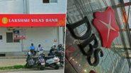 Lakshmi Vilas Bank-DBS Bank Merger: ডিবিএস ব্যাঙ্কের সঙ্গে মিশে যাচ্ছে লক্ষ্মী বিলাস ব্যাঙ্ক, সিদ্ধান্ত কেন্দ্রের