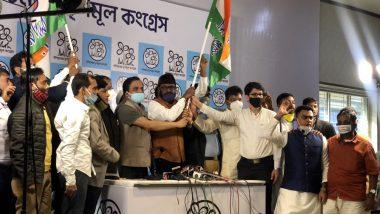 AIMIM Leader Joins TMC: তৃণমূল কংগ্রেসে যোগ দিলেন আসাউদ্দিন ওয়েইসির দল মিমের সদস্য আনোয়ার পাশা