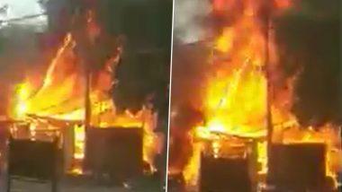 Topsia Fire: বিধ্বংসী আগুনে পুড়ে ছাই তপসিয়া বস্তি, ঘটনাস্থলে মুখ্যমন্ত্রী মমতা ব্যানার্জি