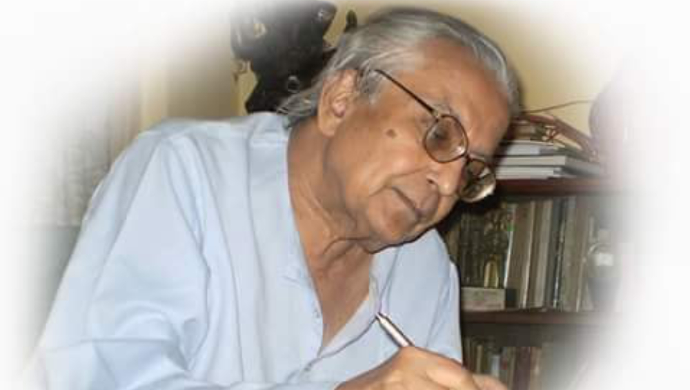 Alokranjan Dasgupta: ৮৭-তে থামল কলম, জীবন থেকে বিরতি নিলেন কবি অলোকরঞ্জন দাশগুপ্ত