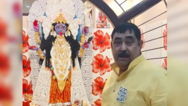 Anubrata Mondal: অনুব্রত মণ্ডলের শক্তির আরাধনা, মা কালীকে পরালেন ৩০০ ভরির স্বর্ণালঙ্কার