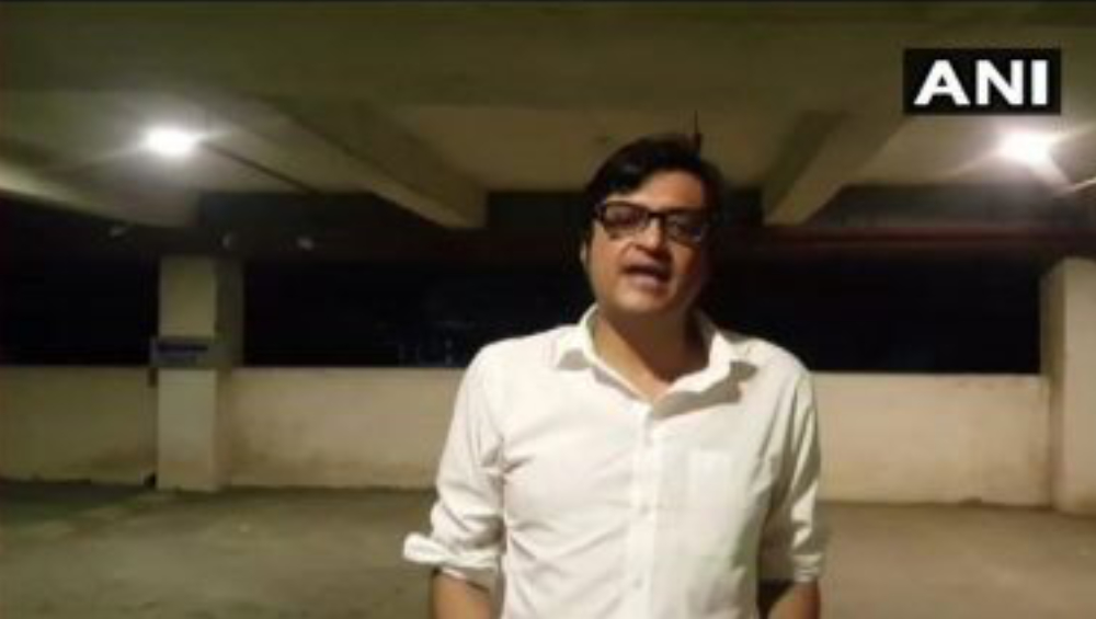 Arnab Goswami Detained: আত্মহত্যার প্ররোচনার অভিযোগ, সাতসকালে পুলিশের জালে অর্ণব গোস্বামী