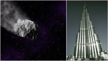 Asteroid Alert: বুর্জ খলিফার আকারের গ্রহাণু ধেয়ে আসছে পৃথিবীর দিকে!