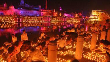 Deepotsav in Ayodhya: বাড়ি বসেই দীপোৎসব, অযোধ্যার রামমন্দিরে ভার্চুয়াল দীপাবলির আয়োজন করছে যোগী সরকার