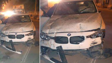 Delhi: রাতের অন্ধকারে কর্তব্যরত পুলিশকর্মীকে পিষে দিল BMW গাড়ির চালক