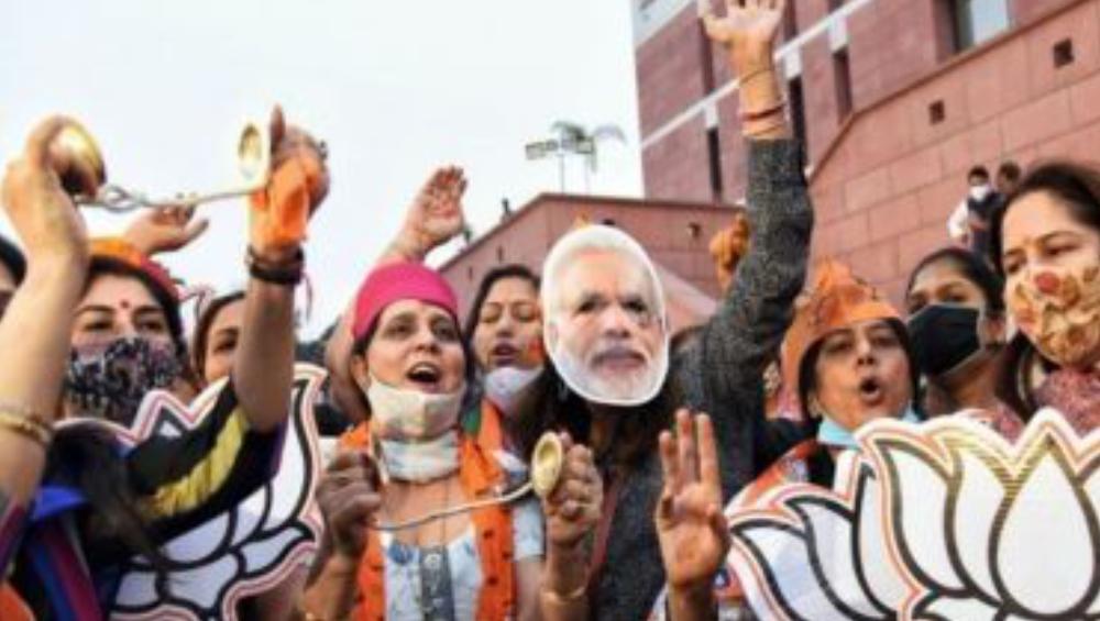 Bihar Assembly Election Results 2020: বিহার ভোটে চূড়ান্ত সংখ্যা গরিষ্ঠতা পেয়ে ১২৫ আসনে জয়ী এনডিএ, মহাজোটের দখলে ১১০টি কেন্দ্র