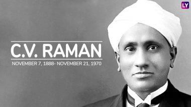 Dr CV Raman's Rare Footage Viral: স্টকহোমে ড. সি ভি রমনের নোবেল পুরস্কার নেওয়ার বিরল ভিডিও ভাইরাল সোশ্যাল মিডিয়ায়