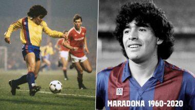 Diego Maradona Death: চলে গেলেন মারাদোনা, ফুটবলের রাজপুত্রের বর্ণময় ফুটবল জীবন এক ঝলকে