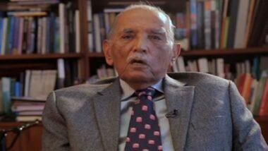 Faqir Chand Kohli Dies: প্রয়াত দেশের প্রযুক্তি বিপ্লবের পথিকৃৎ ফকির চাঁদ কোহলি