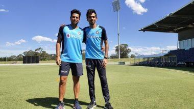 India vs Australia 2020-21: সিডনিতে ভারতীয় ক্রিকেট দলের হোটেলের কাছে ভেঙে পড়ল বিমান