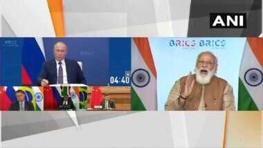 BRICS Summit 2020: শি জিনপিংয়ের সামনেই ব্রিকস সম্মেলনের ভার্চুয়াল সভায় সন্ত্রাসবাদ সমর্থনকারী দেশগুলিকে আক্রমণ নরেন্দ্র মোদির