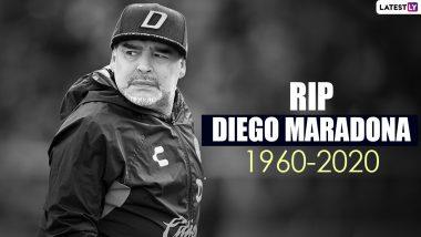 Diego Maradona Dies: প্রয়াত ফুটবলের রাজপুত্র দিয়েগো মারাদোনা