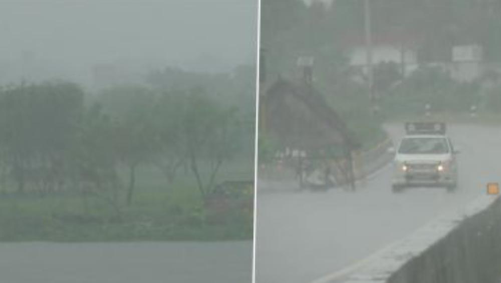 Cyclone Nivar: তুমুল বৃষ্টিতে অন্ধকার, বুধবারেই তামিলনাড়ুতে আছড়ে পড়তে চলেছে মারাত্মক ঘূর্ণিঝড় নিভার