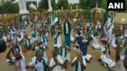 Tamil Nadu Farmers: দিল্লিতে গিয়ে কৃষক আন্দোলনে যোগ দেওয়ার অনুমতি মেলেনি, অভিনব উপায়ে প্রতিবাদে শামিল তামিলনাড়ুর কৃষকরা