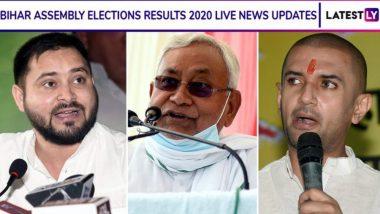Bihar Assembly Elections Results 2020 Live News Updates: বিহার বিধানসভা ভোটের লাইভ ফলাফল, ইমামগঞ্জ বিধানসভা কেন্দ্র থেকে জয়ী হিন্দুস্তানি আওম মোর্চা নেতা জিতন রাম মাঞ্জি