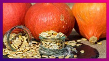 Eat Pumpkin Seeds to Lose Weight: ওজন নিয়ন্ত্রণে খান কুমড়োর বীজ