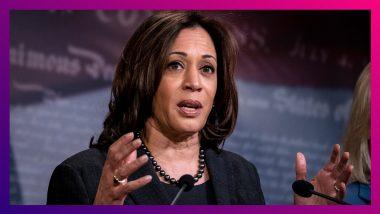 Kamala Harris Elected As Vice President Of US: 'আমিই শেষ মহিলা নই': কমলা হ্যারিস
