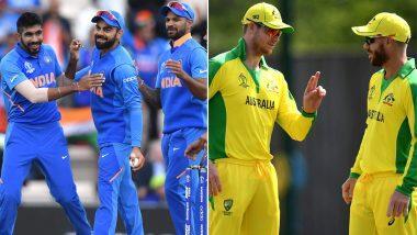 India vs Australia 1st ODI Live Streaming: কোথায়, কখন দেখবেন ভারত বনাম অস্ট্রেলিয়া প্রথম একদিনের ম্যাচের সরাসরি সম্প্রচার