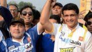 Diego Maradona Dead: 'আমার নায়ক আর নেই', মারাদোনার প্রয়াণে শোকস্তব্ধ সৌরভ গাঙ্গুলি