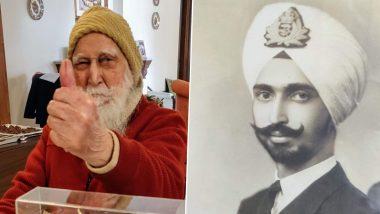 Colonel Prithipal Singh Gill Turns 100: সামলেছেন সেনার ৩ বাহিনীর দায়িত্ব, শতবর্ষে কর্নেল পৃথ্বীপাল সিং গিল