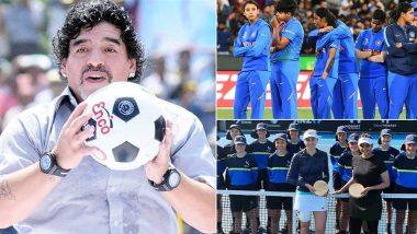 5 Sports Incident In 2020: ফিরে দেখা ২০২০! মা হওয়ার পর ফের কোর্টে সানিয়া মির্জা, খেলার দুনিয়া হারাল মারাদোনা-মেসিকে