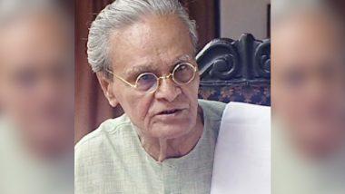 Veteran Actor Monu Mukherjee Passes Away: হৃদরোগে আক্রান্ত হয়ে প্রয়াত বর্ষীয়ান অভিনেতা মনু মুখোপাধ্যায়