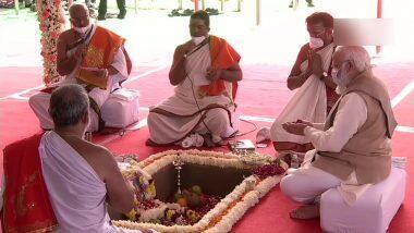 Central Vista Project Bhoomi Pujan: নতুন সংসদ ভবন 'আত্মনির্ভর ভারতের' সাক্ষী হবে: প্রধানমন্ত্রী নরেন্দ্র মোদি