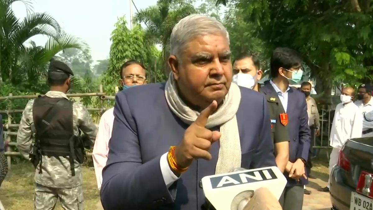 Jagdeep Dhankhar On WB Govt: 'শাসন ব্যবস্থা সংবিধানের পথ থেকে দূরে সরে যাচ্ছে', ফের রাজ্য সরকারকে তোপ রাজ্যপালের