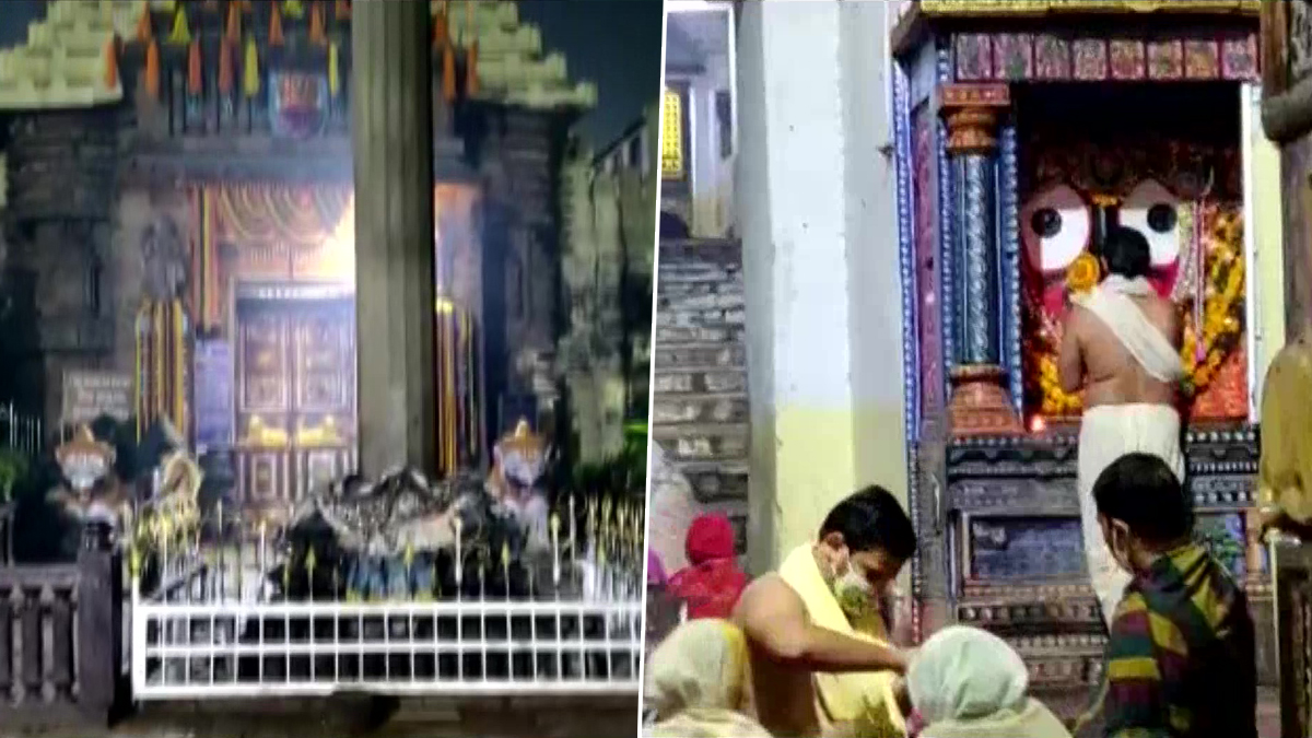 Jagannath Temple Reopens: ৯ মাস বন্ধ থাকার পর আজ থেকে খুলল পুরীর মন্দির