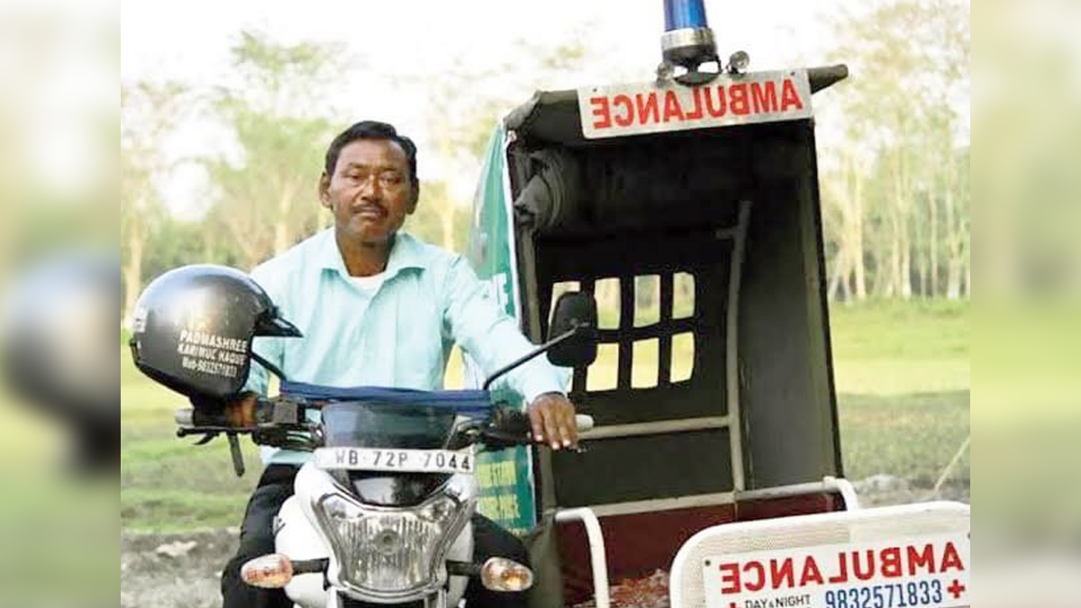 Ambulance Dada Biopic: ডুয়ার্সের 'অ্যাম্বুলেন্স দাদা' করিমুল হককে নিয়ে বলিউডে বায়োপিক, মুখ্য চরিত্রে অভিনয় করতে পারেন কিং খান