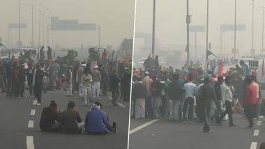 Farmers' Protest: আজ কৃষক আন্দোলনের ২৭ দিন; অবরুদ্ধ গাজিপুর, দিল্লি-গাজিয়াবাদ সীমান্ত