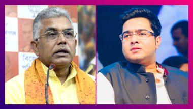Legal Notice By Dilip Ghosh To Abhishek Banerjee: দিলীপ ঘোষ 'গুণ্ডা', অভিষেককে আইনি নোটিশ!
