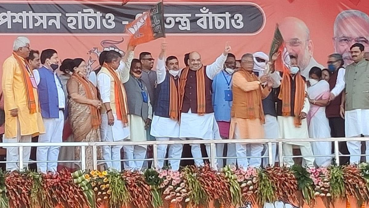 Suvendu Adhikari Joins BJP: অপেক্ষার অবসান, বিজেপিতে যোগ দিলেন তৃণমূলের প্রাক্তন মন্ত্রী শুভেন্দু অধিকারী
