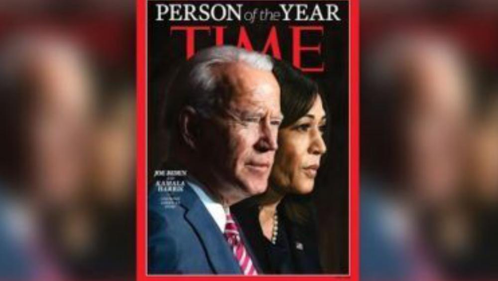 TIME Magazine's Person of the Year 2020: এবার টাইম ম্যাগাজিনের ২০২০-র পার্সন অফ দ্য ইয়ার জো বিডেন ও কমলা হ্যারিস