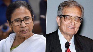 Mamata Banerjee Writes To Nobel laureate Amartya Sen: জমি বিতর্কে পাশে দাঁড়িয়ে অমর্ত্য সেনকে চিঠি মুখ্যমন্ত্রী মমতা বন্দ্যোপাধ্যায়ের